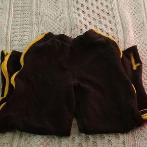 Boys Starter sweat pants